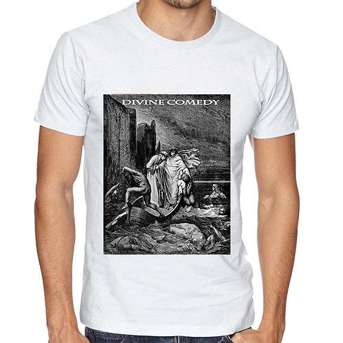 T-shirt for men, 100% cotton