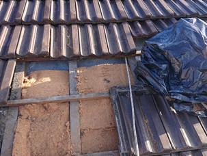 Isolation par fibre de bois par détuilage, Aulnay-sous-Bois