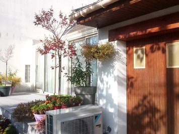 Pompe à chaleur air-air réversible, Villepinte
