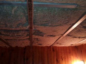 Isolation des planchers bas avec Biofib Trio (chanvre, lin et coton)