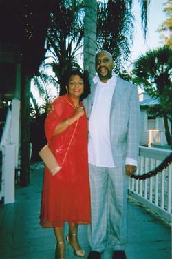 Gary and Gail
