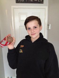 Libby Gold Medal