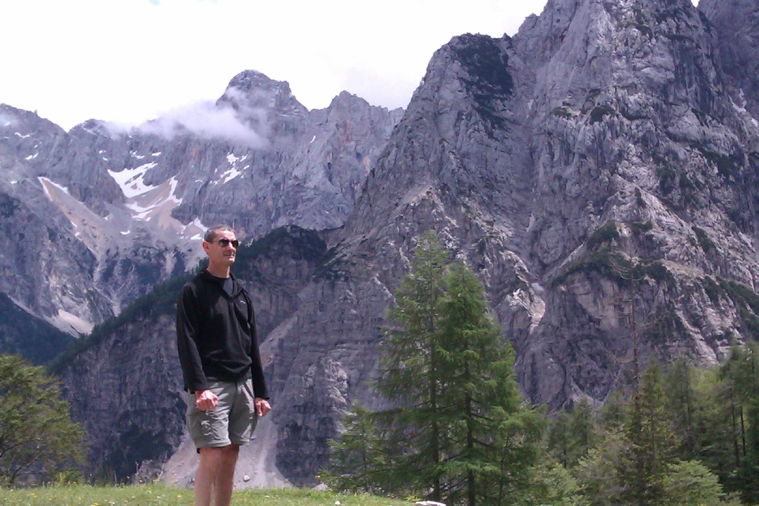 Phil - Alps Instructor trip