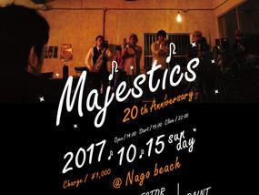 Majestics 20th Anniversary
