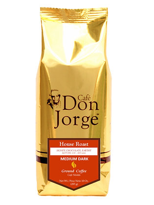 Cafe Don Jorge, House Roast