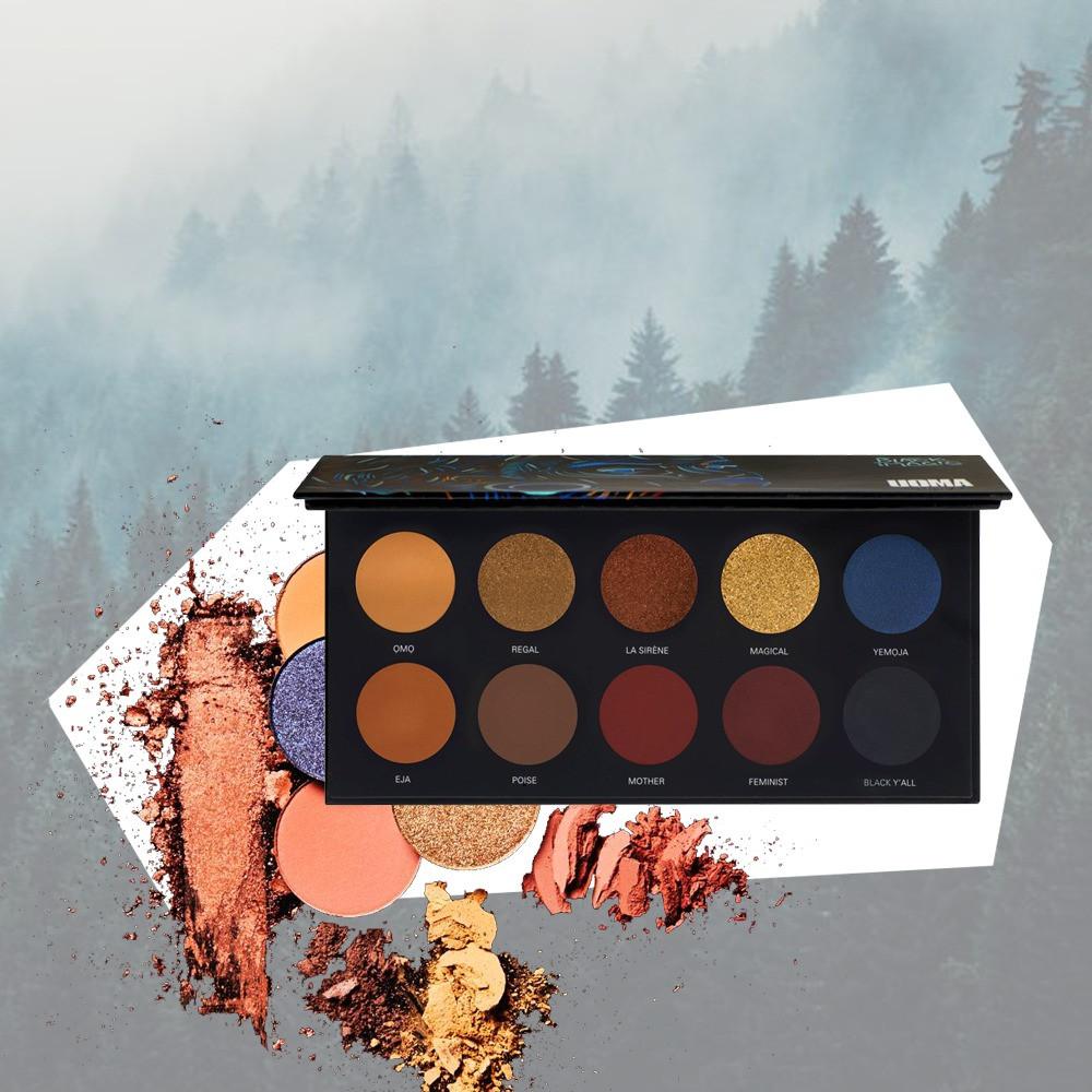 Taurus Beauty Buy - Uoma Beauty Black Magic Palette