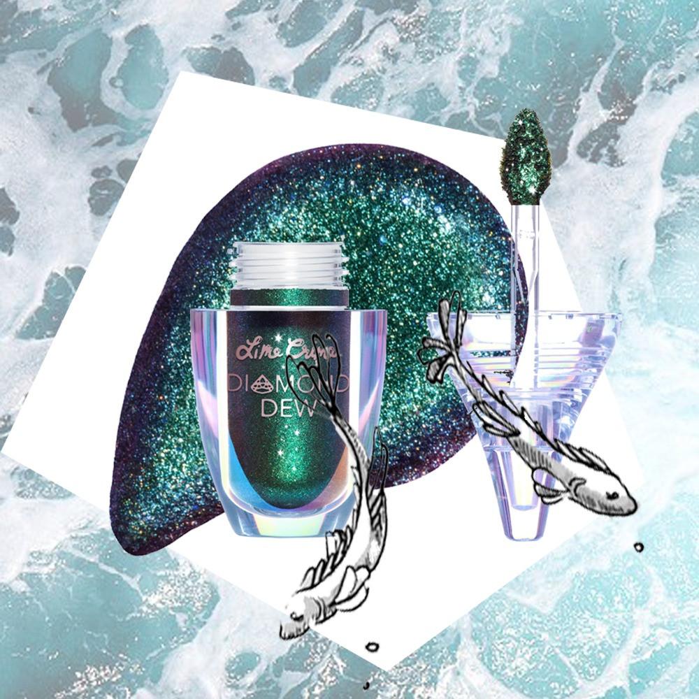 Pisces Beauty Buys - Lime Crime Diamond Dew Dragon
