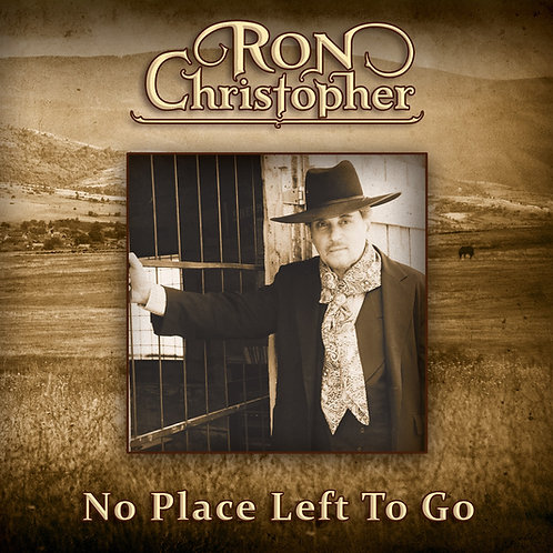 No Place Left To Go - CD