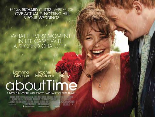 About Time ( Zamanda Aşk) Film İncelemesi
