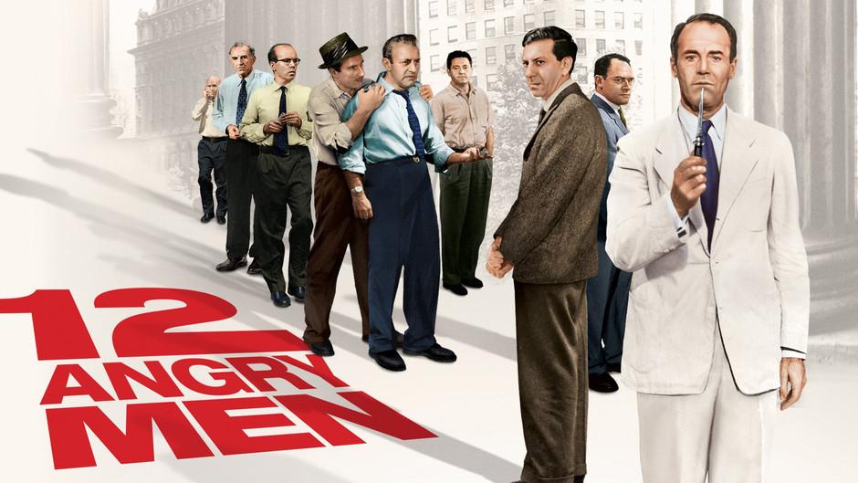 12 Öfkeli Adam Film İncelemesi