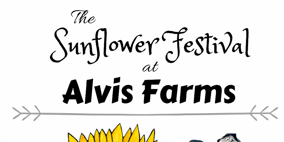 The Sunflower Festival at Alvis Farms