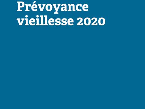 La réforme de la prévoyance 2020  Votations du 24 Septembre 2017