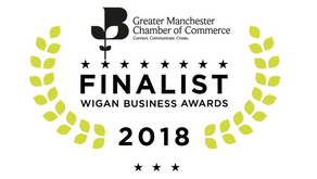 Lowri Beck a Finalist for 'Business of the Year 2018'