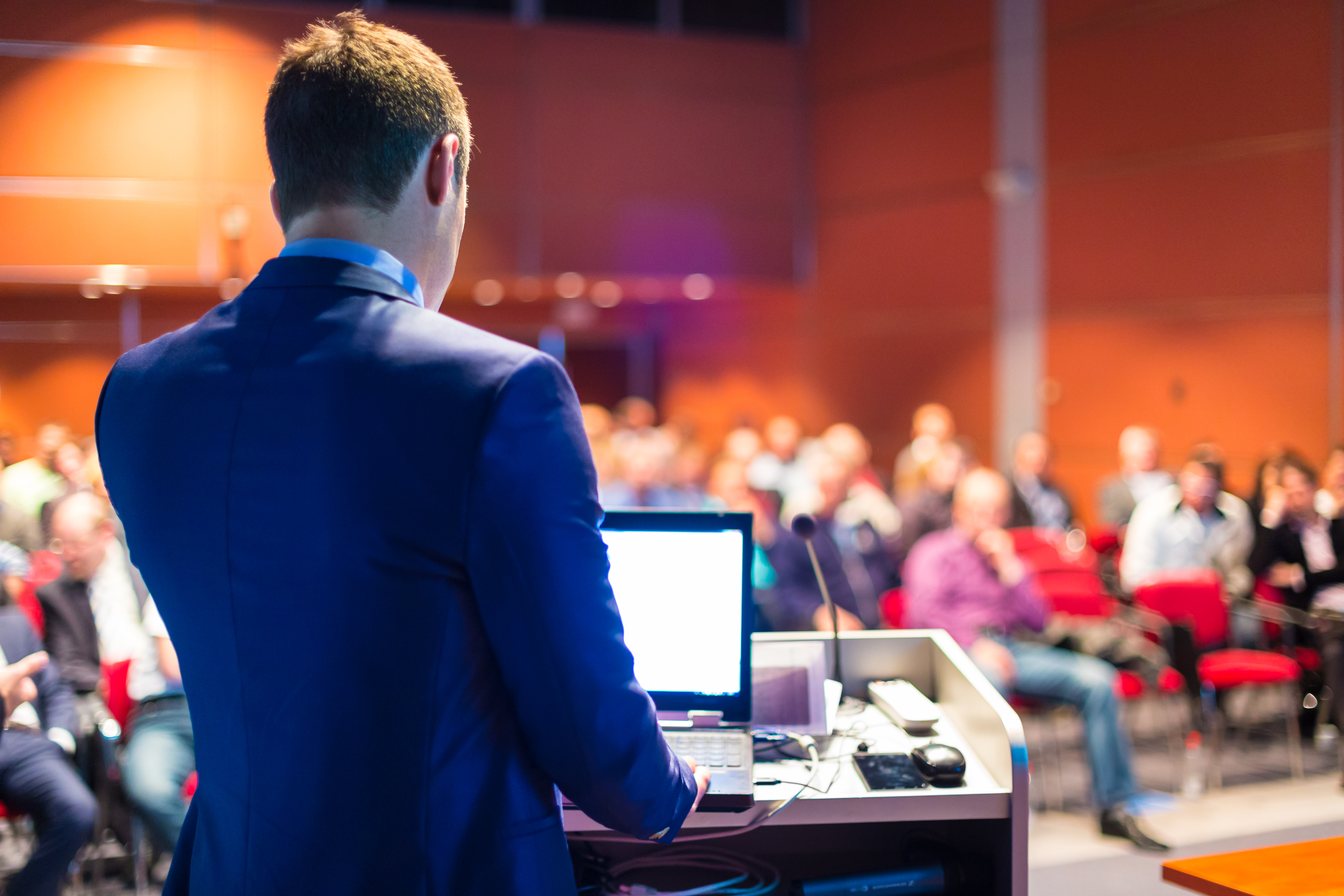 Secrets of Great Presentations