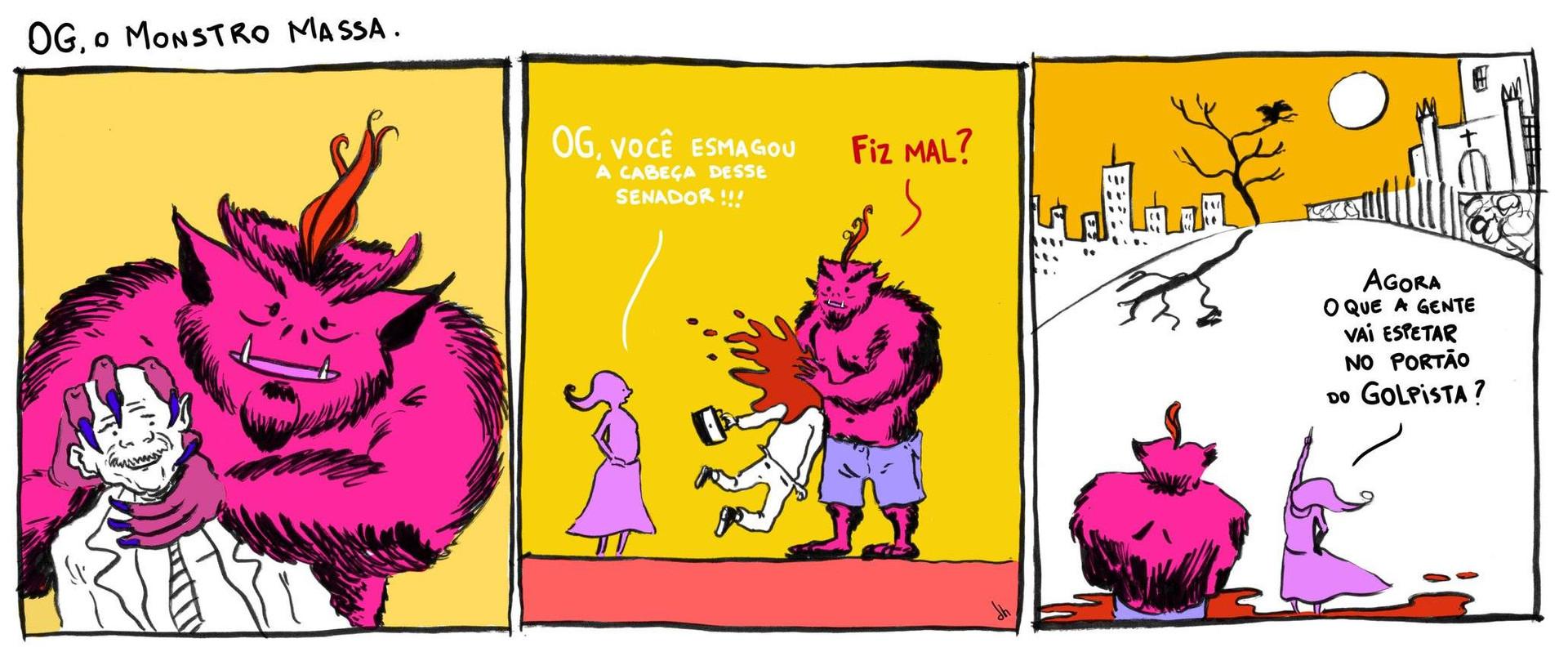 OG o Monstro Massa com Rafael Campos Rocha