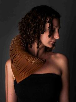 Clara Lockyer; costume; veneer; sewing; Costume Designer; costumer; costume maker; maker, Costume Design; Costume Designer; Experimemtal, Expermental Costume, Clara Lock Designs