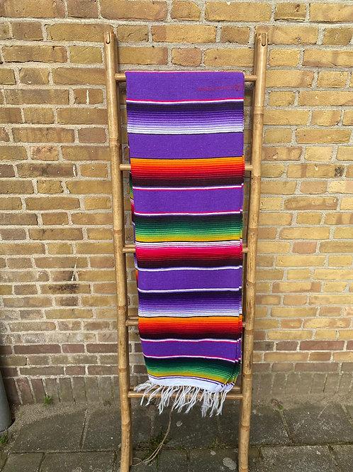 Mexicaanse deken Licht Paars