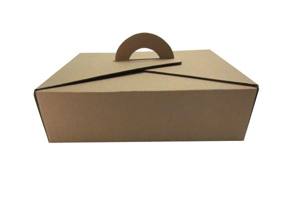 Caja para pastel tipo Tiramisú