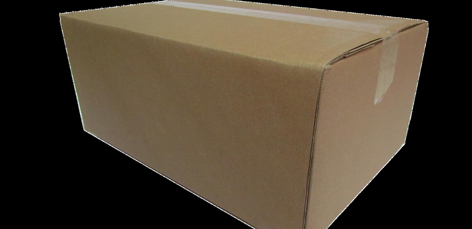 """Caja Regular Ranurada de acuerdo a las medidas que se acomoden a sus necesidades asi como el tipo de material y linner exterior  Material: -Flauta """"B"""" -Flauta """"C"""" -Flauta """"E""""  DOBLE CORRUGADO -Flauta """"BC"""" -Flauta """"BE""""  Linner exterior: -Blanco -Kraft  Con o sin impresión"""