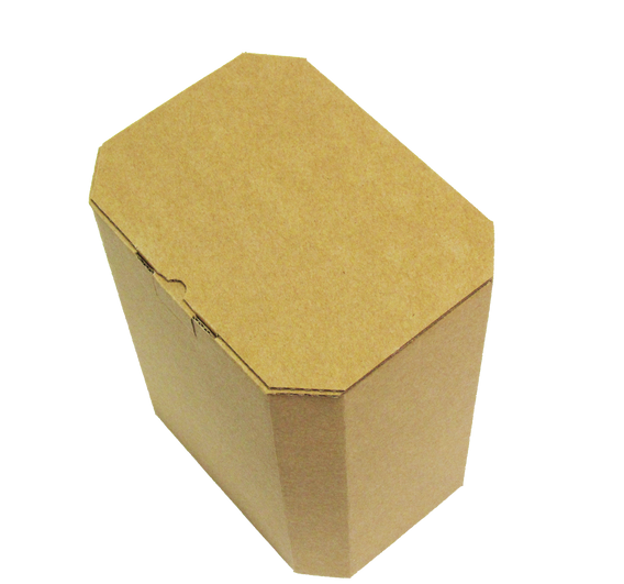 "Caja irregular de acuerdo a las medidas que se acomoden a sus necesidades asi como el tipo de material y linner exterior  Material: -Flauta ""B"" -Flauta ""C"" -Flauta ""E""  DOBLE CORRUGADO -Flauta ""BC"" -Flauta ""BE""  Linner exterior: -Blanco -Kraft  Con o sin impresión"