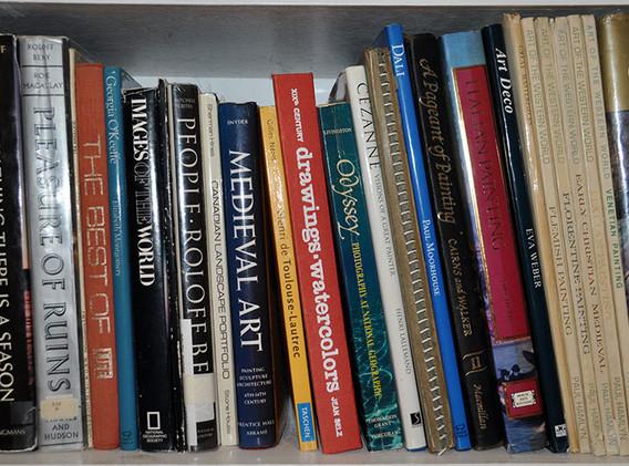 Art books 2