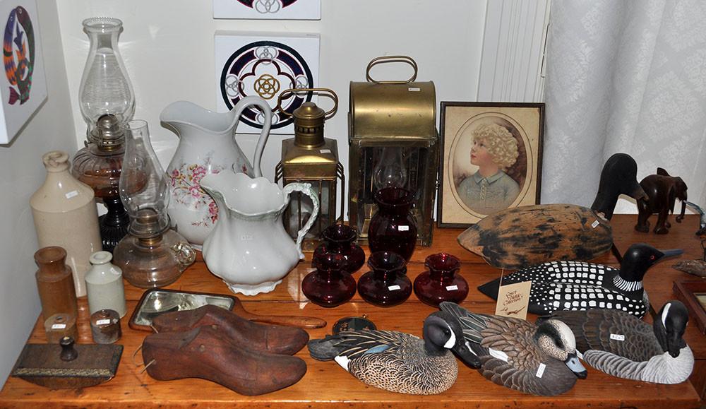 Antique table 3