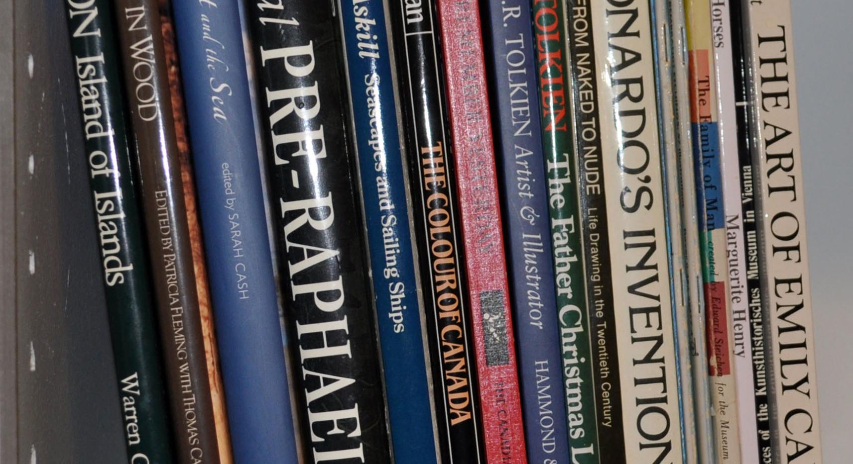 Art books 6