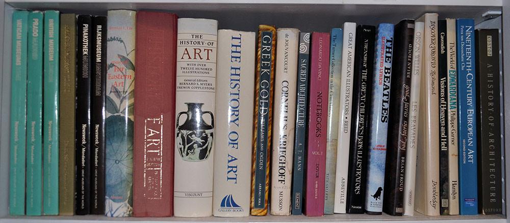 Art books 4