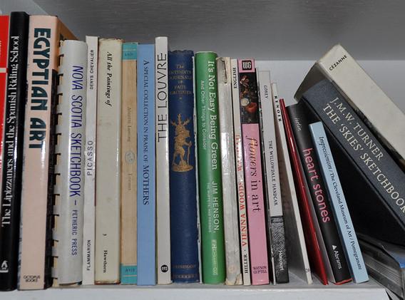 Art books 10