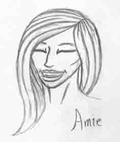 Cartoon Amie