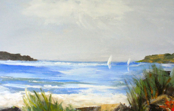 Distant Boats