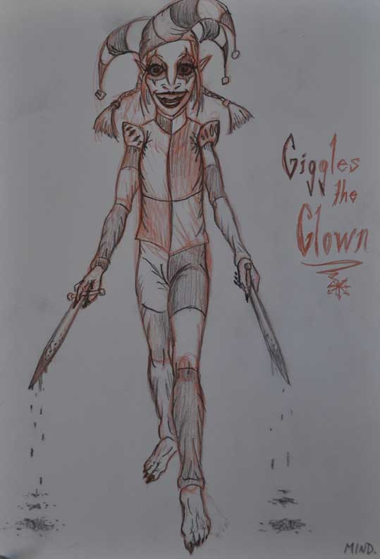 Giggles the Clown 2