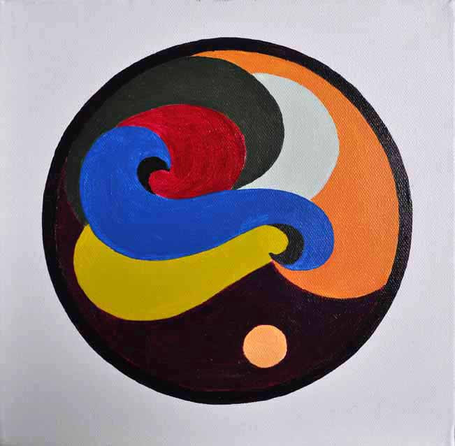 Swirl #3