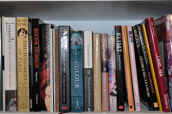 Art books 8