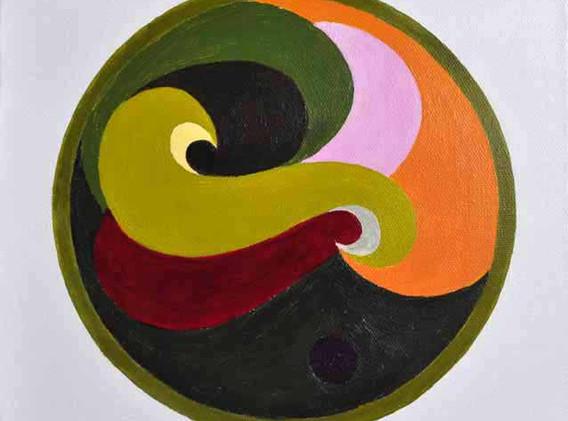 Swirl #4