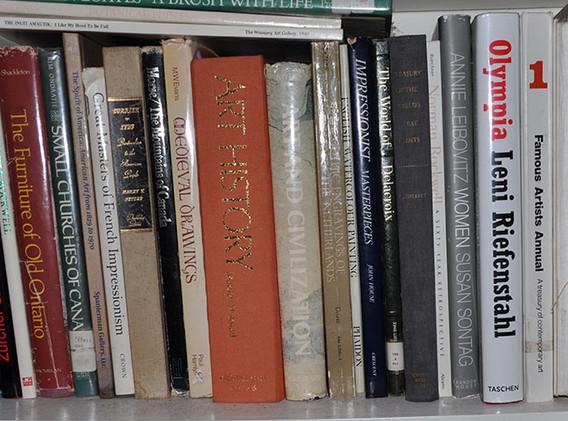 Art books 11
