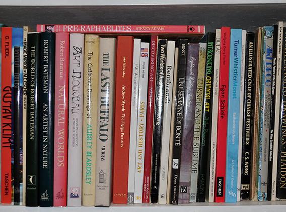 Art books 3