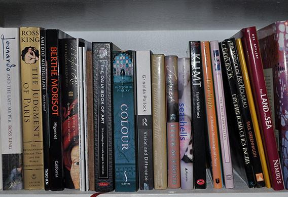 Art books 9