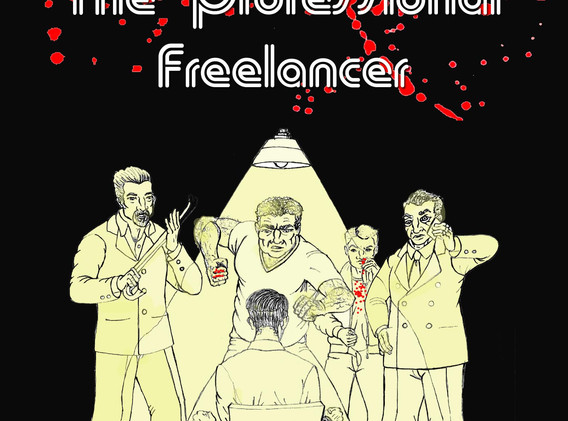 The Professional Freelancer cover