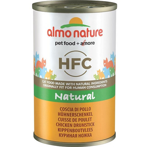 Almo Nature Cat Canned Food - Chicken Drumstick (140g)