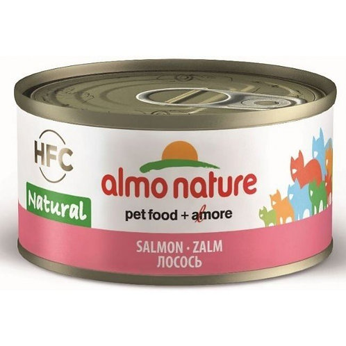 Almo Nature Cat Canned Food - Salmon (70g)