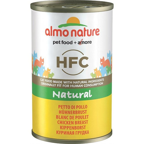 Almo Nature Cat Canned Food - Chicken Breast (140g)