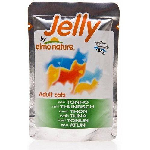 Almo Nature Jelly Wet Cat Food - Tuna (70g)