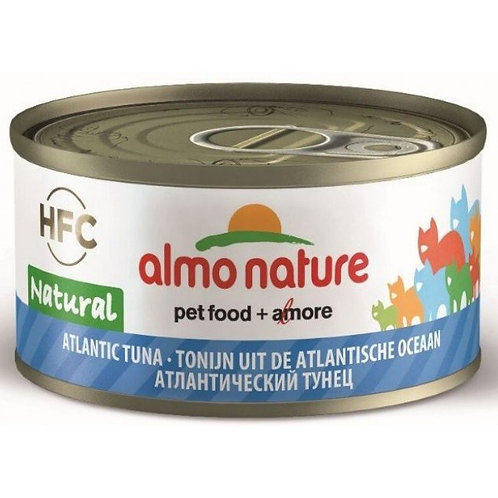 Almo Nature Cat Canned Food - Atlantic Ocean Tuna (70g)