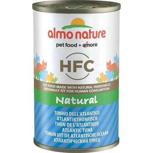 Almo Nature Cat Canned Food - Atlantic Ocean Tuna (140g)