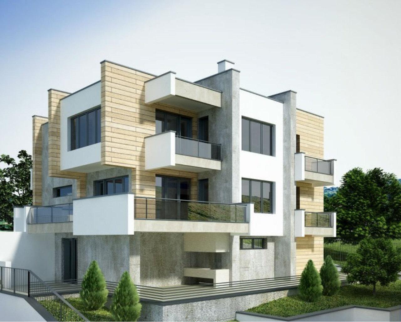 Civil/architectural render