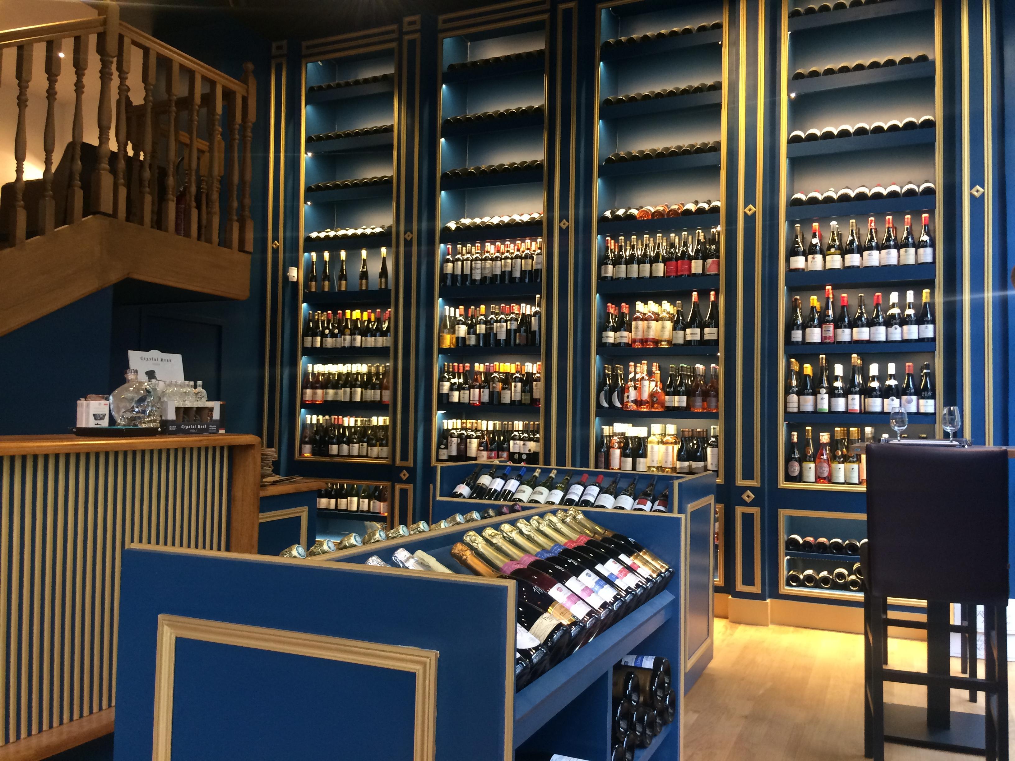 Wine by region / Vin par région