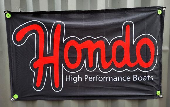HONDO BANNER (4'X7')