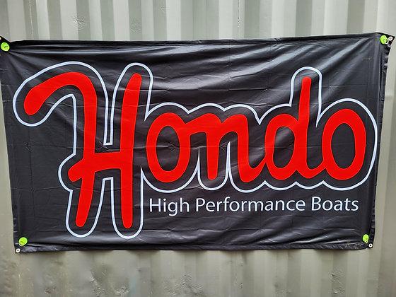 HONDO BANNER (3'X5')