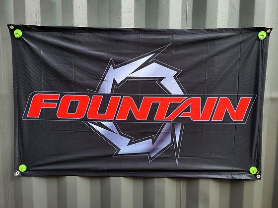 FOUNTAIN BANNER (3'X5')